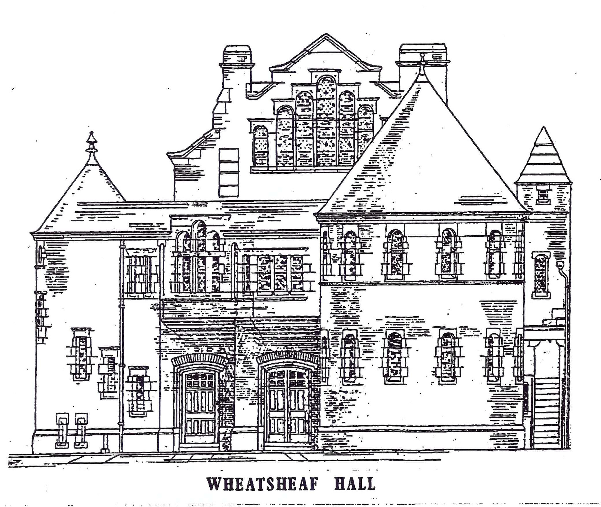 Wheatsheaf Community Hall